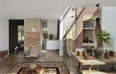 Home interior Picturesque cottage | Inrichting-huis.com