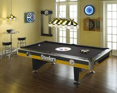 Steelers Bedroom Ideas steelers man cave, more more i want more | steeler nation