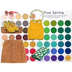 True Spring Flamboyant Gamine by allboyallgirl on Polyvore featuring Free People, Emilio Pucci, CÉLINE, Carole and TrueSpring
