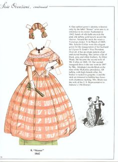 The Victorian Paper Doll Wardrobe (9 of 11) by Norma Lu Meehan, Hobby House Press | cleanhouse2000@hotmail center | Picasa Web Albums