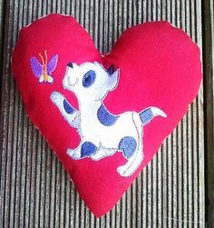 Hier mein 7. Herz für Dich: Verspielt und neugierig wie ein Hund