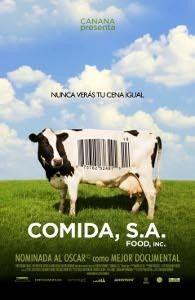 Nuflick - Food Inc.  Una ácida y crítica mirada a la industria alimentaria en Norteamérica.