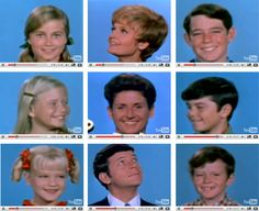 My little sisters and I absolutely loved the Brady Bunch-I think we probably saw every episode-many times!