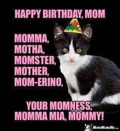10 Best Happy Birthday Mom Meme Images