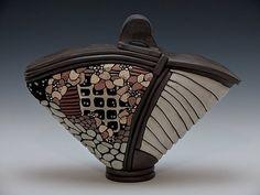 Hand Built Pottery, Clay Pots, Ceramic Pottery, New Work, Coin Purse, Vase, Purses, Decor, Handbags