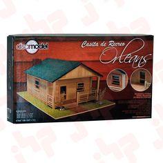 Disarmodel 21135. Kit maqueta de madera Orlenas. CHA44135. Hecho en España, IndalChess.com Tienda de juguetes online y juegos de jardin