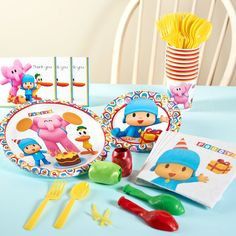 Pocoyo Birthday Party Pack