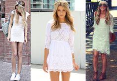 A nyár kedvence: a kis fehér ruha! - Csengő Kinga divatblogja - GLAMOUR Online