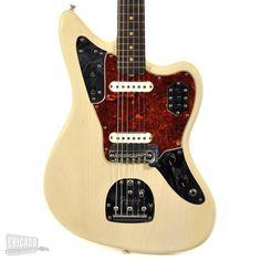 Fender Jaguar 1963 Blonde
