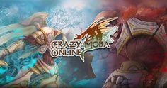 Crazy Moba Online leva-o até Aeome, uma terra invadida por criaturas terríveis, onde poderá ser o herói e salvador.