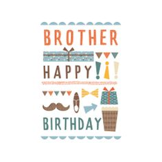 Buy caroline gardner may the adventures continue birthday card waitrose brother birthday card m4hsunfo
