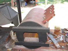 diy propane forge   Build A Gas Forge by Beate