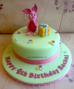 Piglet Cake | Flickr - Photo Sharing!
