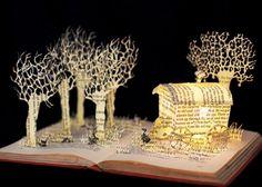 Cute - paper work !!! Danny-Champion der World Roald Dahl von daysfalllikeleaves auf Etsy