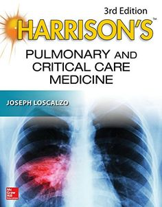 Harrison's Pulmonary and Critical Care Medicine 3rd Edition Pdf Download For Free - By Joseph Loscalzo Harrison's Pulmonary and Critical Care Medicine