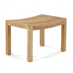 The Pacifica Curve Teak Stool is made of Certified Teak Wood. This teak stool is great for saunas, jacuzzi rooms, and showers. Teak Shower Stool, Shower Benches, Westminster Teak, Jacuzzi Room, Teak Outdoor Furniture, Modern Furniture, Outdoor Stools, Upholstered Swivel Chairs, Plastic Adirondack Chairs