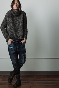 Shades Of Grey, Fashion Boutique, Trousers, Men Sweater, Turtle Neck, Pullover, Stylish, Sweaters, Collection
