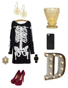 Perf by hayley-durudogan on Polyvore featuring Tory Burch, BCBGeneration, Larsson & Jennings, BaubleBar and Cultural Intrigue