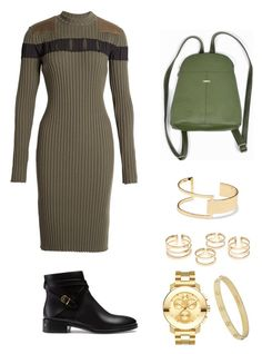 """Madame Lellouche #18"" by fashionable171 on Polyvore featuring Alexander Wang, Bally, Movado, Sole Society, Cartier, women's clothing, women's fashion, women, female and woman"