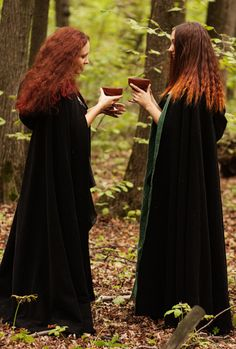 Nature Witch, Redhead Men, Which Witch, Witch Art, Witch Aesthetic, Samhain, Fantasy World, Wiccan, Witches