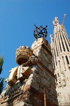Sagrada Familia, Barcelona, Spain by Antoni Gaudí - excelsis by Chang Min Yun
