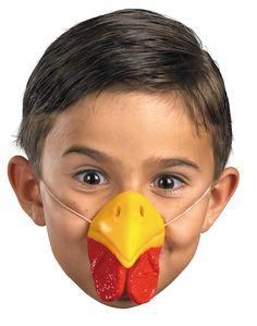 Nose Chicken W Elastic
