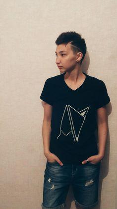 #tomboy #androgynous #zDjen #androgynousfox