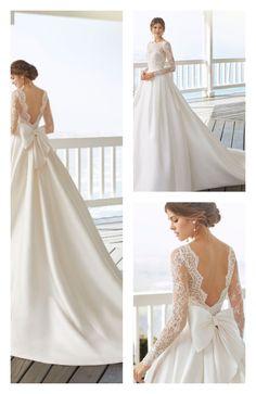 Bateau Wedding Dress, Classic Wedding Dress, Wedding Dress Styles, Dream Wedding Dresses, Boho Wedding Dress, Bridal Dresses, Wedding Gowns, Mermaid Wedding, Wedding Shoes