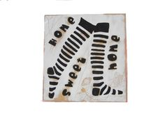 Home Sweet Home - Motto Boards leggings http://selawiart.blogspot.com/2014/11/home-sweet-home-motto-boards.html