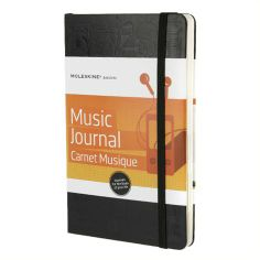 Musik Journal, Passion-Book. #DasNotizbuch #Notizbuch #Notebook #Journale #Sonderausgabe www.dasnotizbuch.de