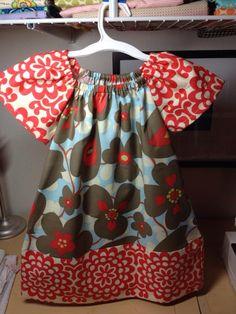 Flora Peasant Dress.