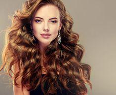 Beautiful girl with long wavy hair . Brunette model with curly hairstyle , Long Curly Hair, Curly Hair Styles, Thin Hair, Winter Hairstyles, Cool Hairstyles, Hair Extensions Best, Hair Looks, Hair Lengths, Hair Color
