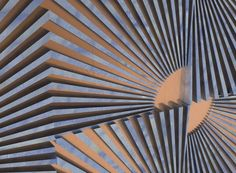 Salone del Mobile 2016   Specialists in marble, Citco-Privé were inspired by Asia for their new collection. For the wall feature 'Koji', they have juxtaposed Azul Macaubas marble slats against a sleek copper background for an artful finish.