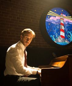 Ryan Gosling Is The Manic Pixie Dream Boy Of La La Land+#refinery29uk