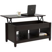 Free Shipping. Buy Best Choice Products Home Lift Top Coffee Table Modern Furniture W/ Hidden Compartment And Lift Tabletop at Walmart.com