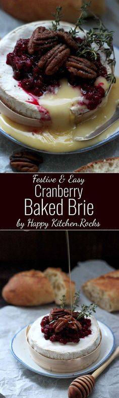 Easy Cranberry Baked