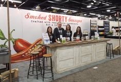 951ad38b6790 Dukes Smoked Meats Expo West Proctor Denver