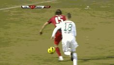 Hilariously Pathetic Soccer Dive GIFs