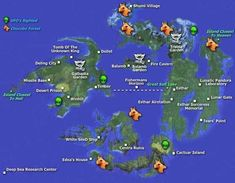 Final Fantasy 8 Map - An example of the video game's multimodality. There are so many modes in videogames- gestural, spatial, auditory, visual- All of this stimulation is part of the appeal. The student can get immersed in these games, be given the ability to transform (into another character), make their own trajectory.
