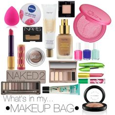 What's in my makeup bag - bags, baby, cosmetic, designer, celine, mochilas bag *ad