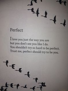 """""""I love you just the way you are but you don't see you like I do…"""" Bo Burnham The Way You Are, I Love You, My Love, Bo Burnham Poems, Bo Burnham Quotes, Egghead Bo Burnham, Favorite Quotes, Best Quotes, Mahal Kita"""