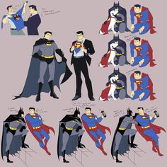 http://miharu-work.tumblr.com/post/40888785397/batman-and-superman-bruce-and