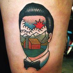 Adrian Edek Tattoo