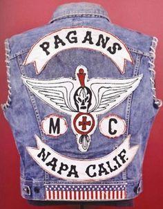 Pagans MC - Napa CA