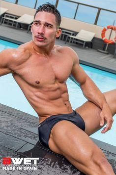 Gabriel Arocha by Adrian C. Martin for BWET Swimwear