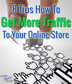 As a brand new ecommerce store owner, your number 1 struggle is going to be how to get more visitors to your website. And today, I'm going to give you 8 actionable strategies to attract more customers to your online store. But before I begin, I want to be absolutely clear. There is no quick and easy way to get traffic unless you pay for it. And building up a consistent stream of visitors takes time and effort.  I also want to clarify that the amount of traffic that you receive does not…