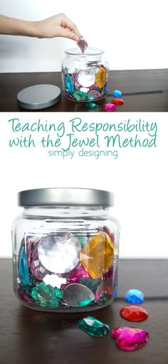 Teaching Responsibility with the Jewel Method with Simply Designing