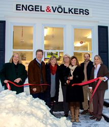 Engel & Völkers Opens New Shop in Ludlow, Vermont