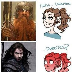 There's dwarves and then there's Kili. Legolas, Thranduil, Disney, Lotr, Hobbit Dwarves, Kili Hobbit, My Tumblr, Fangirl, Harry Potter