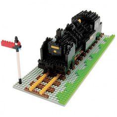 Locomotive à vapeur • Pour les nostalgiques